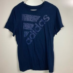 Adidas shorts sleeve T-shirt women's XL